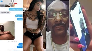 Video Snoop Dogg Caught Creeping with Celina Powell  FULL TEXT MESSAGES & RECEIPTS! MP3, 3GP, MP4, WEBM, AVI, FLV Juli 2018
