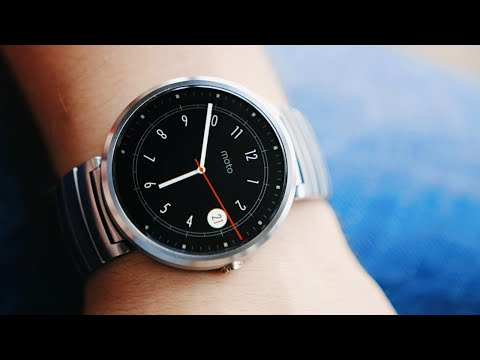 Обзор Android Wear 5.1.1 на Moto 360