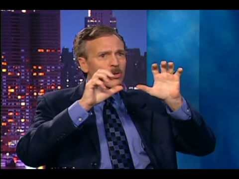 Larry Hutton on It's Supernatural with Sid Roth - Living Stress Free