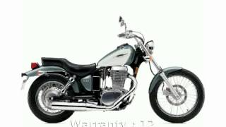 4. 2011 Suzuki Boulevard S40 - Specification, Features