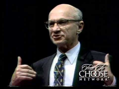 milton friedman - In this speech, Friedman covers some of the majors myths of history.