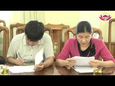 Đoàn khảo sát Hội đồng nhân dân tỉnh làm việc với huyện Quỳ Hợp