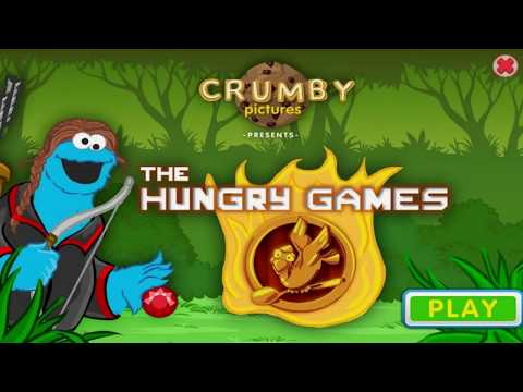 Sesame Street: The Hungry Games- (Cookie Monster)