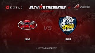 Speed Gaming vs IMG.cn, game 1