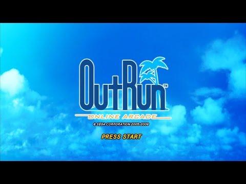 PS3 Longplay [028] Outrun Online Arcade