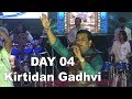 Kirtidan Gadhvi Navratri 2017 | PP Savani Group | DAY 04 | Garden city