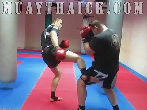 Тайский бокс в домашних условиях