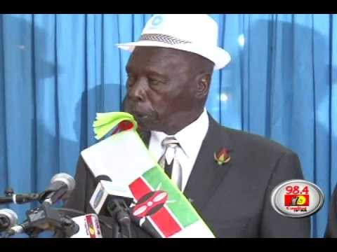 Moi calls for peaceful elections in Somalia