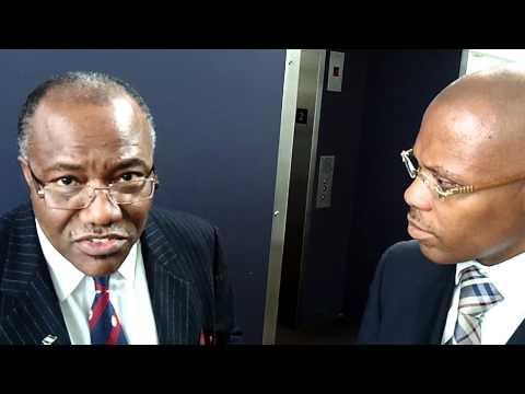 Hervet Beugre interviews president of US/Africa Chamber of Commerce