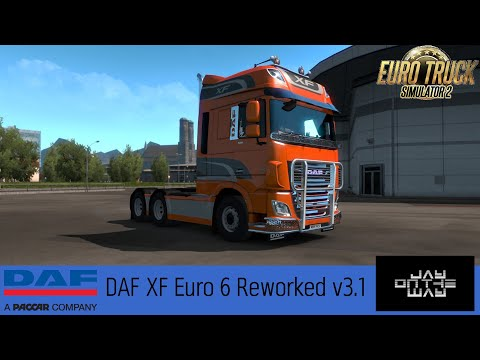 DAF XF EURO 6 v3.1