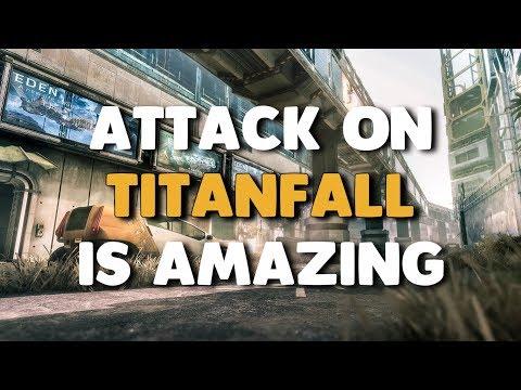 Titanfall 2 - ATTACK ON TITANFALL IS AMAZING | 36 Kills RAW GAMEPLAY