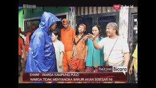 Video Warga Kampung Pulo Akui Banjir di Era Ahok Bantuan Cepat Datang Part 01 - Rakyat Bicara 10/02 MP3, 3GP, MP4, WEBM, AVI, FLV Desember 2018