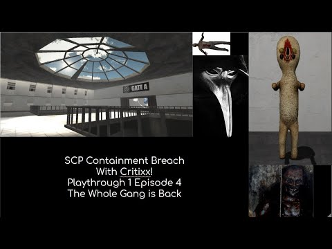 SCP Containment Breach | The End... | Episode 5/END