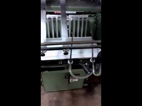 Kluge Foil Stamping/Embossing Press