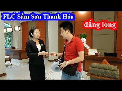 Giả nghèo mặc quần đùi dép lào ở resort FLC Sầm Sơn Thanh Hóa và cái kết đắng lòng - Thời lượng: 25 phút.