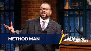 Video Method Man Tells the Story Behind Donald Trump's Feature on His Album MP3, 3GP, MP4, WEBM, AVI, FLV Januari 2018