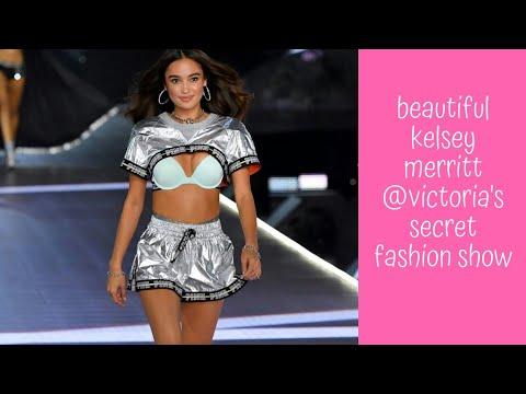 Beautiful kelsey merritt @victoria's secret fashion show(pinoy pride)
