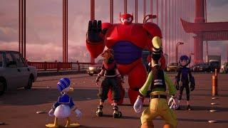KINGDOM HEARTS III – Big Hero 6 Trailer (Closed Captions)