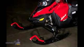 10. Mountain snowmobiles review 2015 Ski DooGSXLE 900 ACE