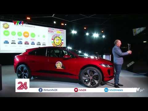 Jaguar I-Pace giành danh hiệu chiếc xe của năm 2019 @ vcloz.com