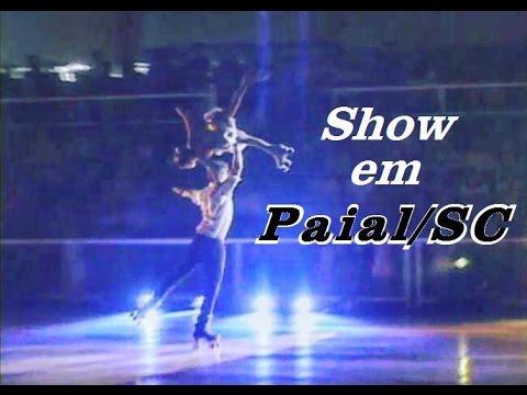 Patinação Artística e Bike - Show em Paial/SC - Ronie Kreuz