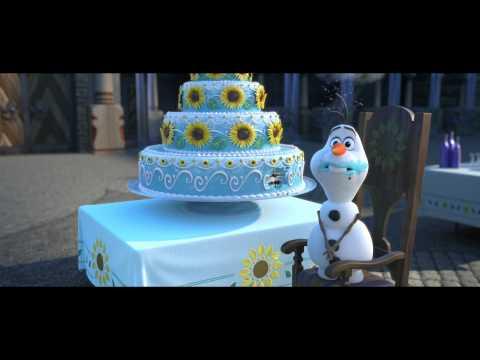 Um aperitivo congelante: Frozen 2 está chegando