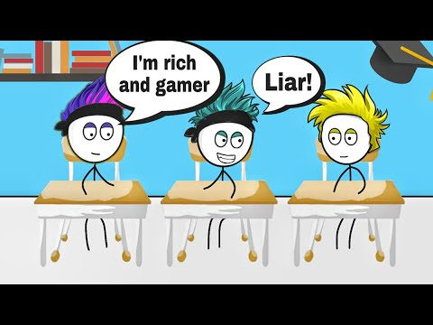 When a gamer gets richest gaming friend