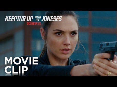 Keeping Up with the Joneses (Clip 'Your Wife')