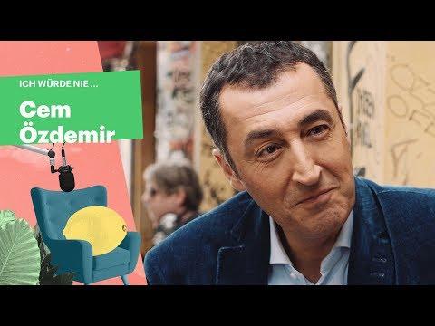 """""""Ich würde nie ..."""" mit Cem Özdemir"""