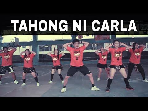 TAHONG NI CARLA | Viral Tiktok DJ Sniper remix | Budots | Zumba Dance Fitness | BMD Crew