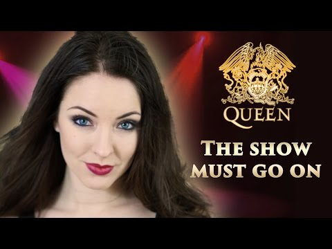"""Queen  """"The Show Must Go On"""" Cover by Minniva Børresen"""
