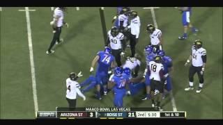 Carl Bradford vs Boise State (2011)
