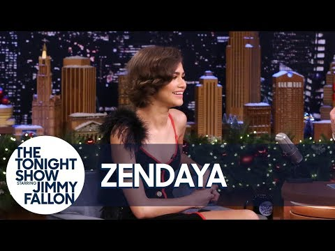Zendaya's Lip Sync Battle Impersonation Caught Bruno Mars' Attention