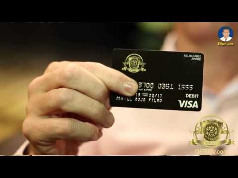 Nueva tarjeta VISA DFRF
