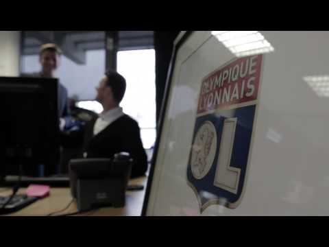 Olympique Lyonnais - the French football club, online