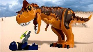 Video LEGO Jurassic World 🔴 Indoraptor vs Indominus Rex - 3 🦖 MP3, 3GP, MP4, WEBM, AVI, FLV Februari 2019