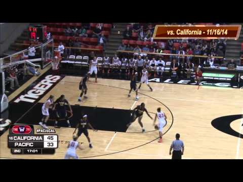 Women's Basketball vs. California - Highlights - 11/16/14