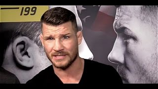 Michael Bisping Says Half the UFC Roster Are Pussies by MMA Weekly
