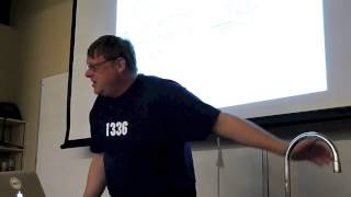 Sam's Network Security Class - Thurs 01/17/2013 - CCSF's Virus Scandal