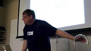 Sam's Network Security Class - Thurs 01/17/2013 - CCSF's Virus Scandal