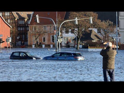 Sturmflut: Tief