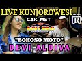 Download Lagu CAK MET NGAMUK - BOHOSO MOTO - DEVI ALDIVA - NEW PALLAPA KUNJOROWESI 2018 Mp3 Free