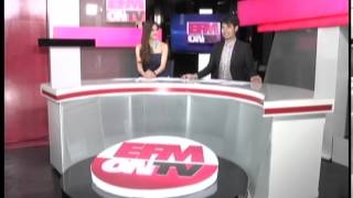 EFM ON TV 9 July 2013 - Thai TV Show