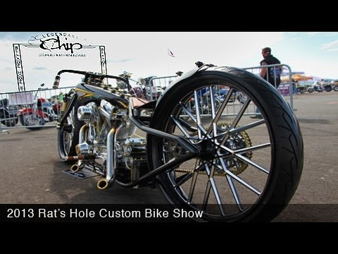 custom - Motorcycle USA covers custom bikes and builders at the Rat's Hole Custom Bike Show held at the Legendary Buffalo Chip during the 2013 Sturgis Rally. Read the...