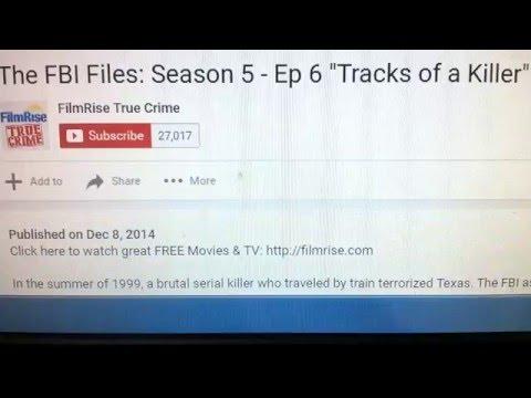 The FBI Files: Season 5 - Ep 6