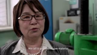 The new brickmakers of Ulaanbaatar