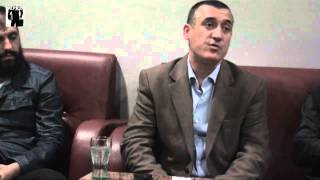 15. Takim Javor me Hoxhë Fatmir Zaimi (06. Prill 2014) - Iniciativa VEPRO
