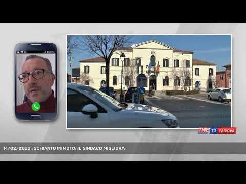 14/02/2020 | SCHIANTO IN MOTO: IL SINDACO MIGLIORA