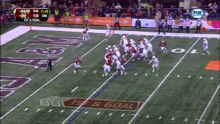 Jake Matthews vs Oklahoma (2012)