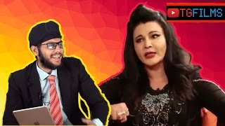 Rakhi Sawant VS Swami om Latest Interview FUNNY